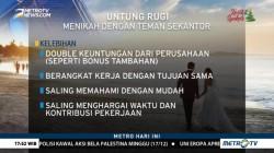 Untung Rugi Menikah dengan Rekan Sekantor