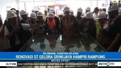 OCA Tinjau Kesiapan Venue Asian Games di Palembang