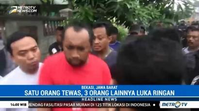 Dua Kelompok Ormas Bentrok di Bekasi, Satu Tewas dan Tiga Luka