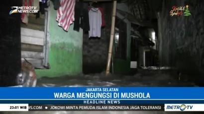 Tanggul Jebol, Jati Padang Kembali Kebanjiran