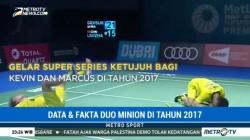 Data dan Fakta Duo Minion di Tahun 2017
