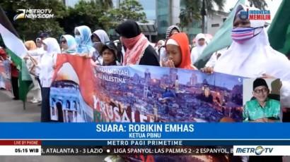 PBNU: Indonesia Punya Utang Budi kepada palestina