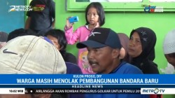 30 KK di Kulon Progo Tetap Menolak Pembangunan Bandara Baru
