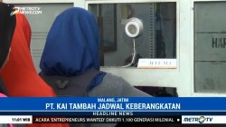 Libur Akhir Tahun, PT KAI Tambah Kereta Jurusan Malang-Jakarta