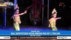 Gunung Agung Erupsi, Bali Berpotensi Kehilangan Rp2 Triliun dari Sektor Pariwisata