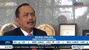 Indonesia-Singapura Tingkatkan Kerja Sama Ekonomi dan Investasi