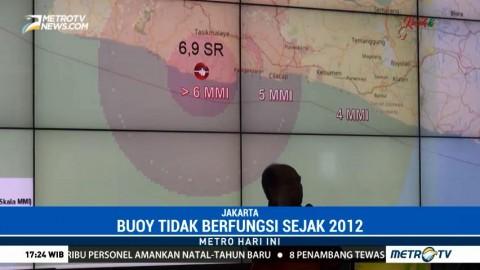 Alat Deteksi Tsunami Indonesia Tidak Berfungsi Sejak 2012