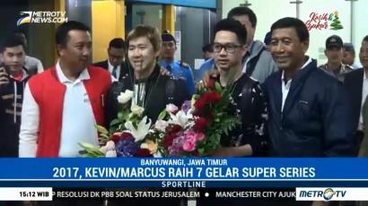 Kevin Sanjaya di Mata Keluarga