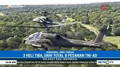 Mengenal Heli Tempur Baru Milik TNI AD