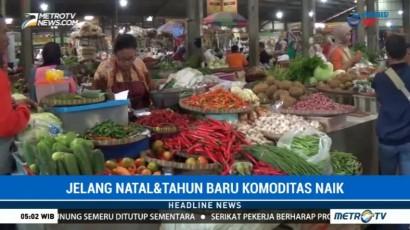 Harga Sejumlah Komoditas Pangan di Semarang Naik