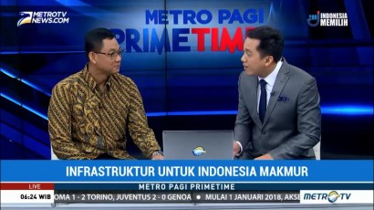 Infrastruktur untuk Indonesia Makmur