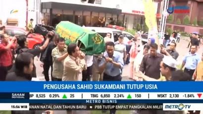 Pengusaha Nasional Sahid Sukamdani Tutup Usia