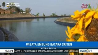 Embung Batara Sriten Jadi Favorit Baru Wisatawan Yogyakarta