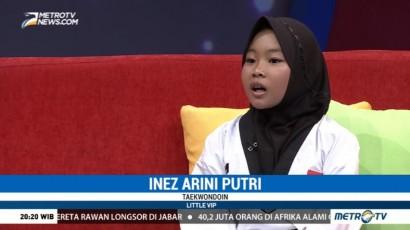Atlet Taekwondo Cilik Ini Juarai Malaysia Open