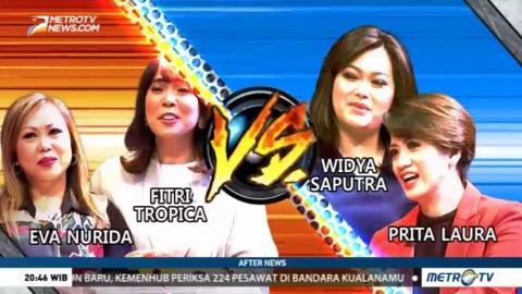 News Anchor Vs Artis di Games 'Are You Smarter Than Emak-Emak?'