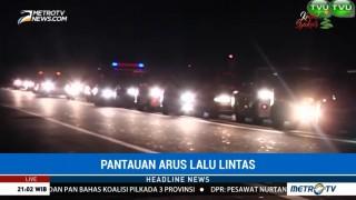 Exit Tol Ciawi Padat