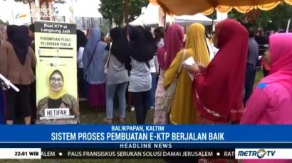 Kemendagri Cetak 36 Juta Blanko KTP-el untuk Pemilu 2019