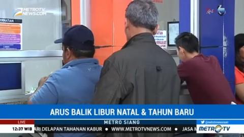 Tiket KA Jarak Jauh di Medan Habis Terjual