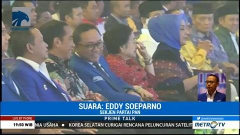 PAN: Komitmen Kami Mendukung Pemerintahan Jokowi-JK Tetap Kuat