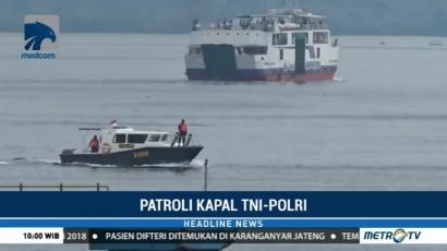 Libur Natal dan Tahun Baru, Petugas Gabungan Patroli di Selat Bali