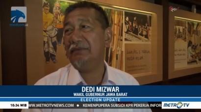 Deddy Mizwar Klaim PKS dan PAN Solid Mendukungnya di Pilgub Jabar