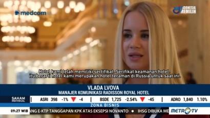 Hotel Legendaris di Rusia Bersiap Sambut Piala Dunia