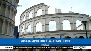 Berwisata Menjelajahi Berbagai Keajaiban Dunia di Tangerang