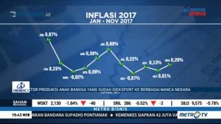 Harga Pangan 2017 Turun 0,98 Persen
