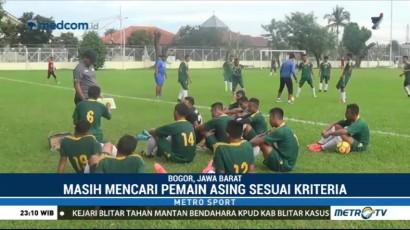 PS TNI Tanpa Pemain Asing di Piala Presiden 2018