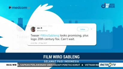 Film Wiro Sableng Buat Netizen Penasaran