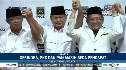 Koalisi Reuni Belum Tentukan Pilihan di Pilgub Jatim