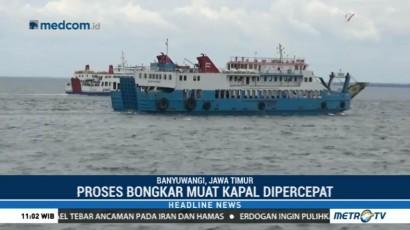 ASDP Tambah Kapal Antisipasi Lonjakan Penumpang di Pelabuhan Ketapang