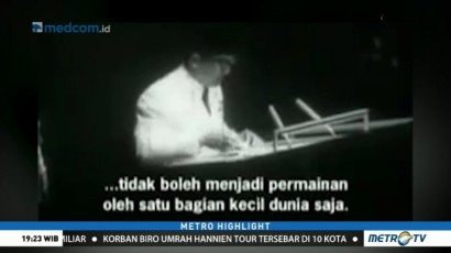 Indonesia Tak Gentar Hadapi Negara Adidaya
