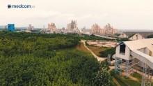Mengintip Hijaunya Pabrik Semen Indonesia