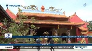 Berkunjung ke Vihara Avalokitesvara, Vihara Tertua di Banten