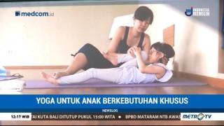 Yoga untuk Anak Berkebutuhan Khusus