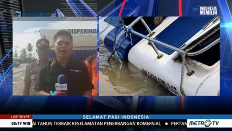 Pencarian Satu Korban Hilang di Tanjung Selor Dilanjutkan