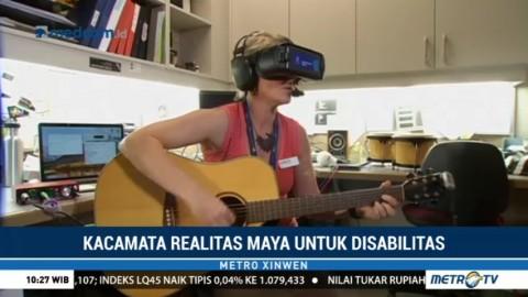Kacamata Realitas Maya untuk Disabilitas