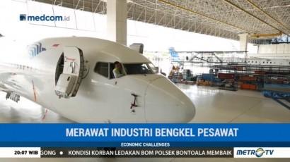 Merawat Industri Bengkel Pesawat