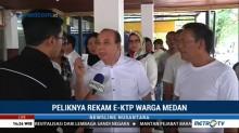 Peliknya Perekaman KTP-el Warga Medan