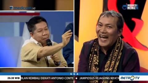 Dapat Ancaman, Saut Situmorang: Siapa Suruh Jadi Ketua KPK?