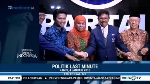 Politik Last Minute