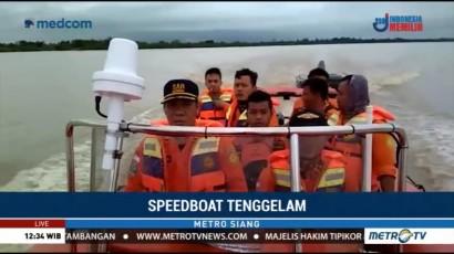 Posko <i>Crisis Centre</i> Speedboat Karam di Banyuasin Didirikan