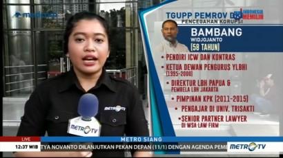 Rekam Jejak Lima Anggota TGUPP Pencegahan Korupsi Pemprov DKI
