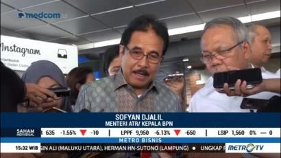 Kementerian ATR Klaim Penuhi Target 5 Juta Sertifikat Tanah di Tahun 2017