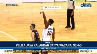 Pelita Jaya dan Satria Muda Raih Kemenangan di Seri ke-4 IBL