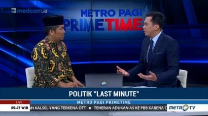 Pengamat: Politik <i>Last Minute</i> Merugikan Pemilih