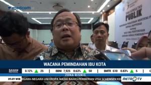 Kandidat Ibu Kota Baru Mengerucut ke Tiga Provinsi di Kalimantan