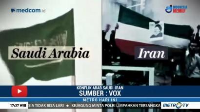 Akar Masalah Konflik Arab Saudi vs Iran