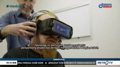 Kacamata Realitas Maya untuk Penyandang Difabel